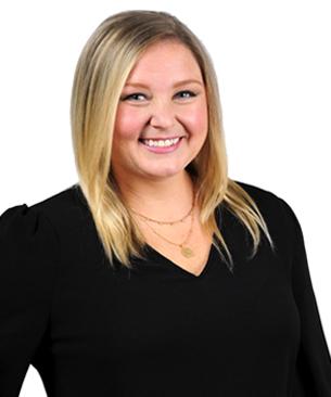 Meagan Ponder, Vendor Relations Manager